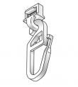 Clickgleiter für Aluminiumschienen 4 mm