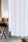 Duschvorhang Uni Textil