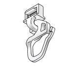 Clickgleiter kurz für Aluminiumschienen 4 mm