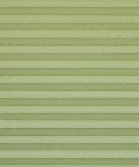 Plissee Krepp grün