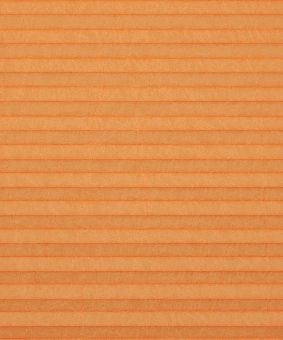 Plissee Crush orange