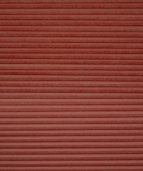 Wabenplissee rot
