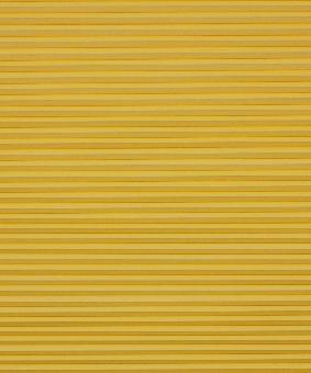 Wabenplissee gelb