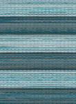 Plissee Juno aqua