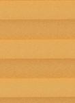 Plissee Krepp orange