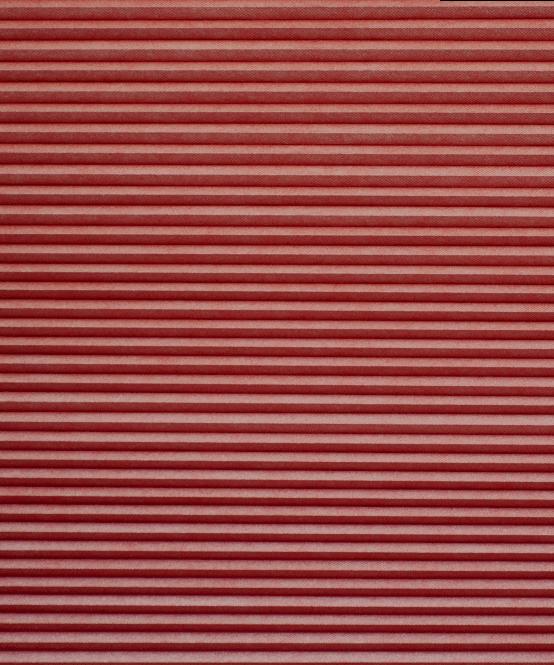wabenplissee thermo rot plissee vom profi. Black Bedroom Furniture Sets. Home Design Ideas